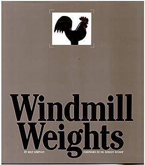 Windmill Weights: Simpson, Milt; Bishop,