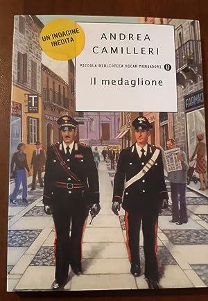 Il medaglione: Andrea Camilleri