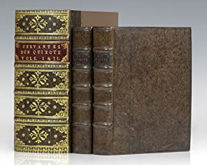 The History of Don-Quixote. The First Parte.: Cervantes Saavedra, Miguel