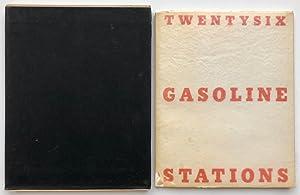 Twentysix Gasoline Stations.: Ed RUSCHA.