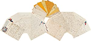 [ARCHIVE OF AUTOGRAPH LETTERS, SIGNED, SENT HOME TO THE WINANT FAMILY, WITH MOST ADDRESSED TO MAR...