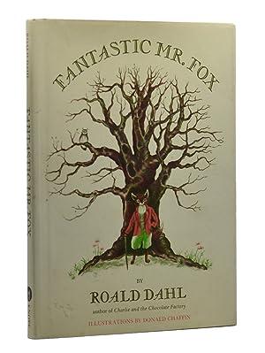 Fantastic Mr. Fox.: DAHL, Roald; CHAFFIN,