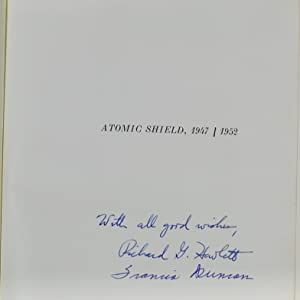 A History of the United States Atomic: Hewlett, Richard G