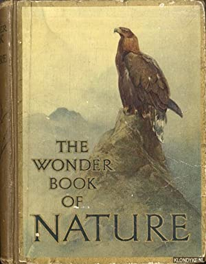 The Wonder Book of Nature for boys: Golding, Harry (edited