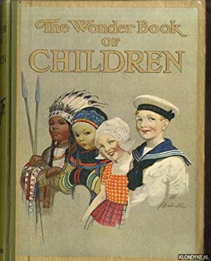 The Wonder Book of Children and the: Golding, Harry (edited