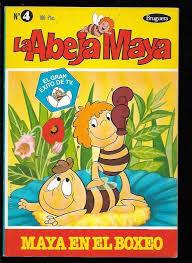 Imagen del vendedor de LA ABEJA MAYA. Nº 4. MAYA EN EL BOXEO. a la venta por Destino