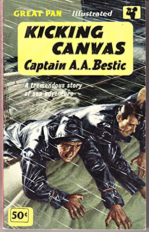 Kicking Canvas: Bestic, Captain A.
