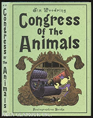 CONGREASS OF THE ANIMALS: Woodring, Jim