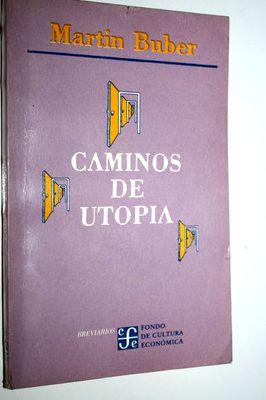 caminos de utopia martin buber breviarios flamante: Martin Buber