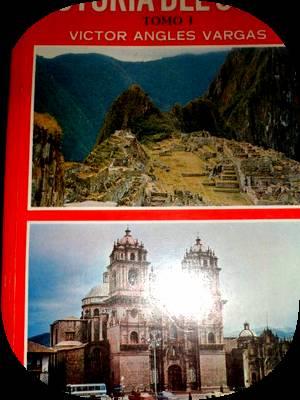 historia del cusco tomo 1 de victor: Angles Vargas