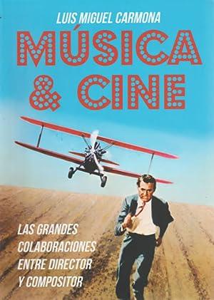 Música y Cine. Las grandes colaboraciones entre: Carmona, Luis Miguel