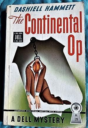 The Continental Op: Dashiell Hammett
