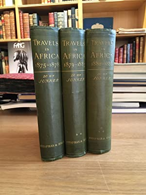 Travels in Africa during the years 1875-1878: JUNKER (Dr Wilhelm).