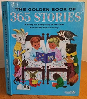 THE GOLDEN BOOK OF 365 STORIES: Jackson, Kathryn and