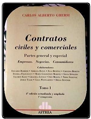 contratos civiles comerciales gral y especial t: Ghersi