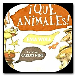 que animales color ema wolf carlos nine: Ema Wolf /