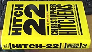 Hitch-22; A Memoir: Hitchens, Christopher