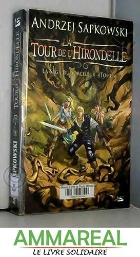La Saga du Sorceleur, tome 4 : Andrzej Sapkowski