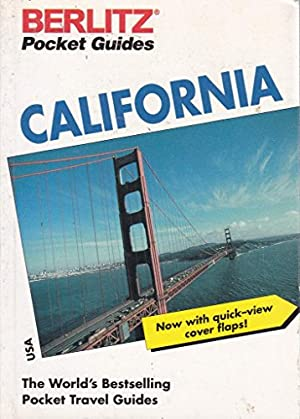 California (Berlitz Pocket Travel Guides)