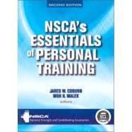 NSCA's Essentials of Personal Training: Coburn, Jared W.,