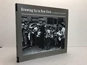 GROWING UP IN NEW YORK ( signed )