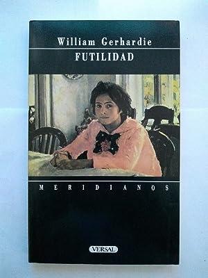 Imagen del vendedor de Futilidad a la venta por Libros Ambigú