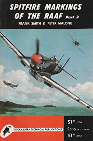 Spitfire Markings of the RAAF Part 2: F. SMITH -