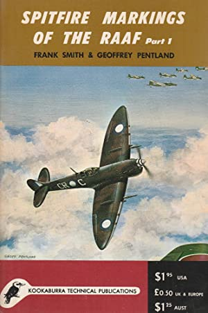 Spitfire Markings of the RAAF Part 1: F. Smith -