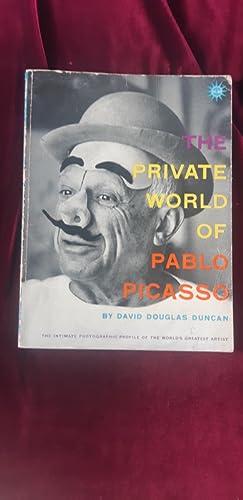 The private world of Pablo Picasso: David Douglas Duncan