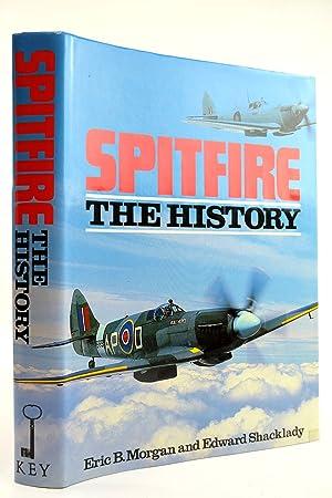 SPITFIRE THE HISTORY: Morgan, Eric B.