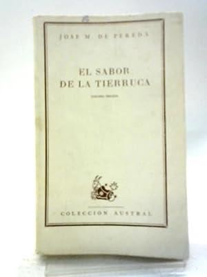 El Sabor De La Tierruca: Jose M De