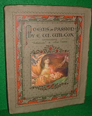 POEMS OF PASSION Containing Solitude and other Poems