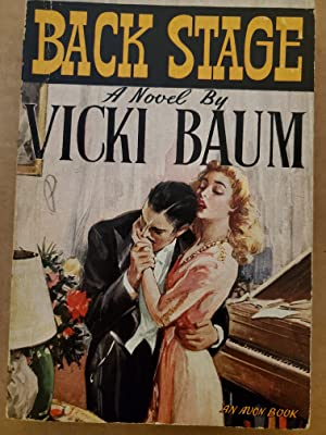 Imagen del vendedor de Back Stage a la venta por Aunt Agatha's, Ltd.