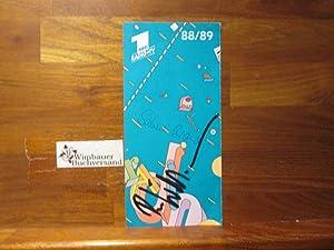 Original Autogramm Sabine Brandi Roger Willemsen ///: Brandi, Sabine und