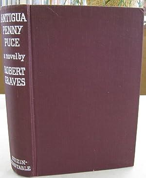 Antigua, Penny, Puce: Robert Graves