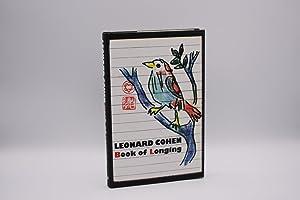 Book of Longing: Cohen, Leonard