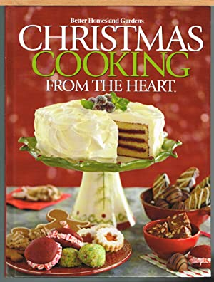 BETTER HOMES AND GARDENS: CHRISTMAS COOKING FROM: Butler, Gayle Goodson,