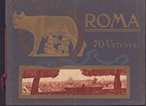 Ricordo di Roma. 70 Vedute.