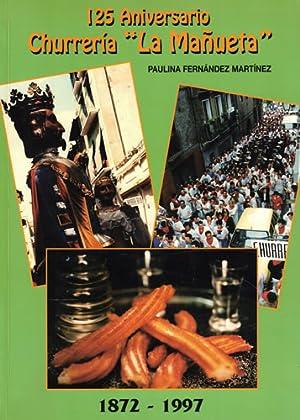 125 Aniversario Churrería La Mañueta: Fernández Martínez, Paulina