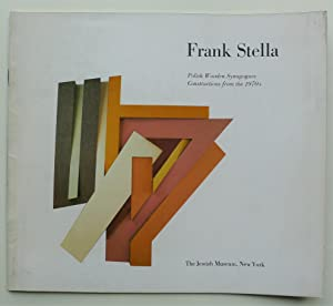Frank Stella. Polish Wooden Synagogues. Constructions from: STELLA, FRANK.