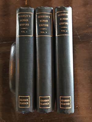 The Decline and Fall of the Roman: Edward Gibbon