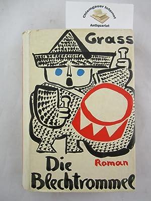Die Blechtrommel. Roman.: Grass, Günter: