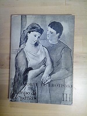 El amor y el erotismo