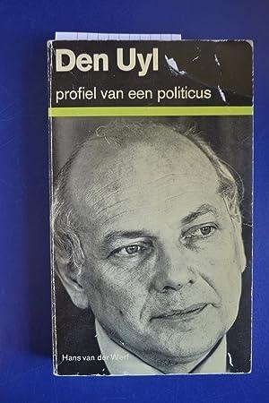 Joop den Uyl: Profiel van een politicus: van der Werf,