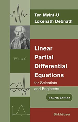 Linear Partial Differential Equations for Scientists and: Myint-U, Tyn|Debnath, Lokenath