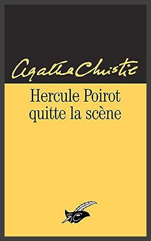 Poirot quitte la scène