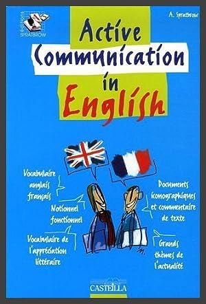 Active communication in English: Vocabulaire anglais-français
