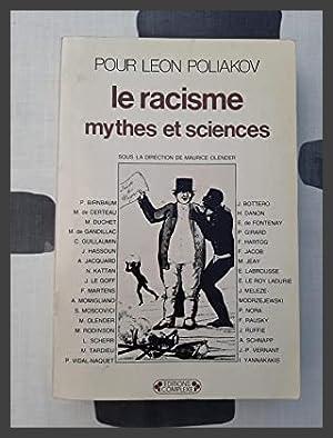 Le Racisme, mythes et sciences