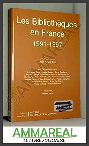 Les Bibliothèques en France