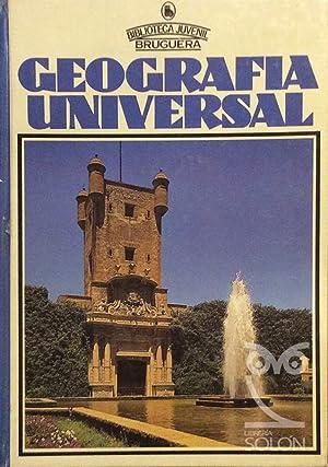 Geografia Universal - Vol1: Aa. Vv.